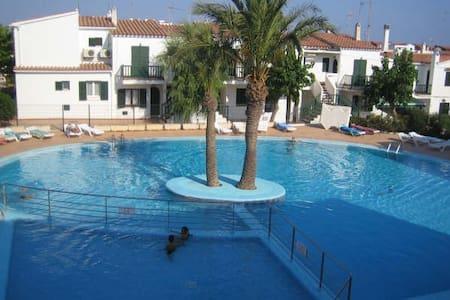 Apartamento en un entorno ideal - Cala'n Blanes (Ciutadella)