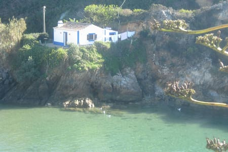 Fisherman's house on the seafront - porto covo