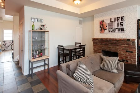 Feel-at-home space in H st corridor