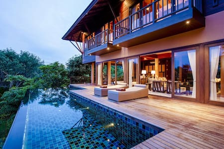 Stunning Private Pool Villa - Villa