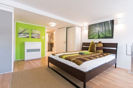 Nice Apartment near Frankfurt city - Apartment