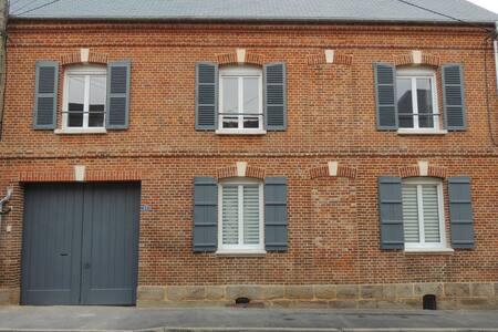 Maison rénovée - Crillon - Rumah