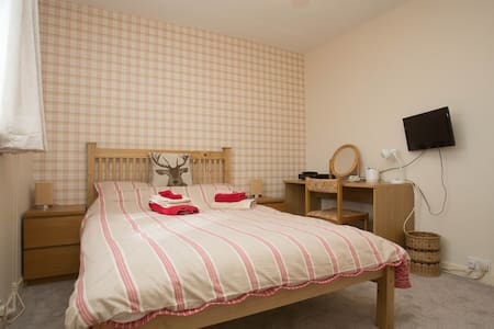 Double Room in Dundee Scotland - Casa