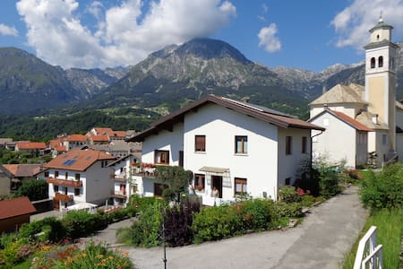 Mountain Holidays in Alpago - Chies - Apartemen