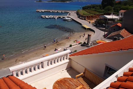 Sea view Apartments Lumbarda Beach - Lumbarda - Villa