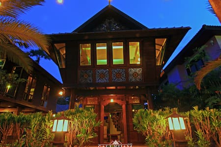 The Sali-Kham Traditional Lanna Home No.2 - Bed & Breakfast