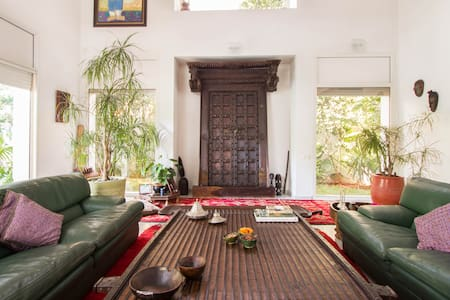Écrin de verdure à Casablanca - Casablanca - Bed & Breakfast