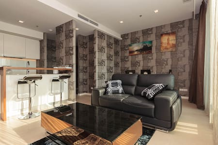 Exclusive one BR apartment