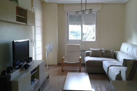 Two cozy bedrooms apartment Linares - Wohnung