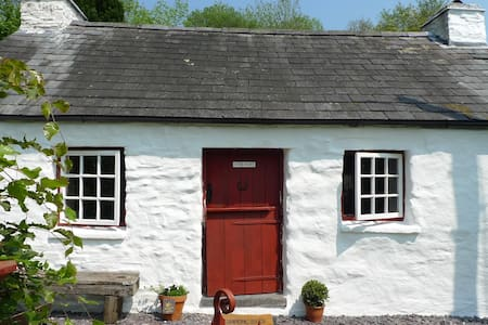 Romantic, Cottage in Cardigan Bay - House