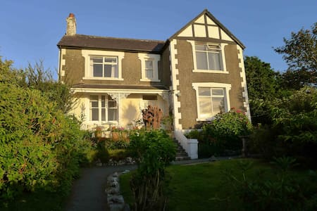 Victorian Detached Amazing Views  - Caernarfon