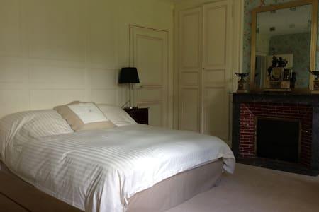 La Courangère - Petite suite Familiale - Bed & Breakfast
