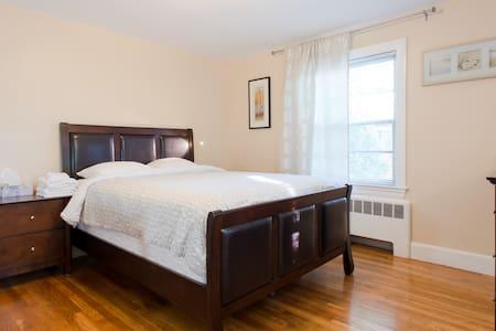 Cozy master room - Casa