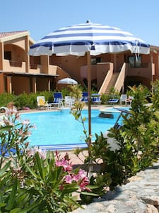 Lovely Apartment in Residence with Pool R - Olbia