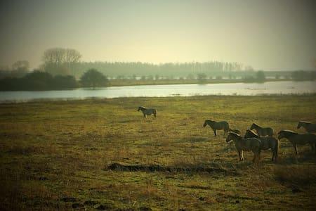 Natuur en stad nergens zo dichtbij  - Ooij - Pousada