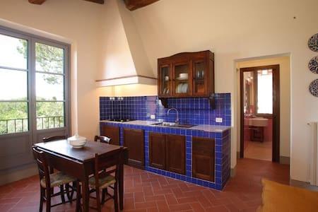 Podere La Casa - apt. S.Francesco - Palaia - Apartment