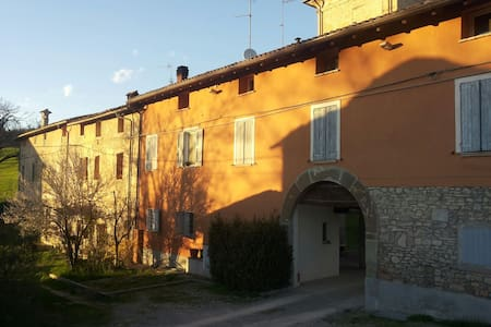 Italian's country home - Scandiano