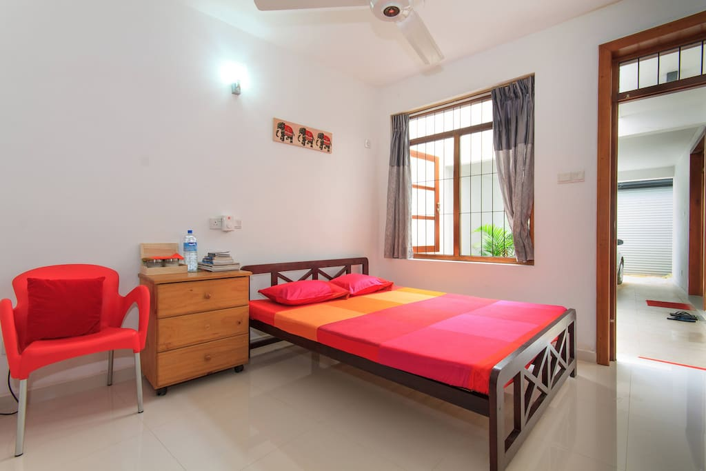 Cozy Room in the Heart of Colombo