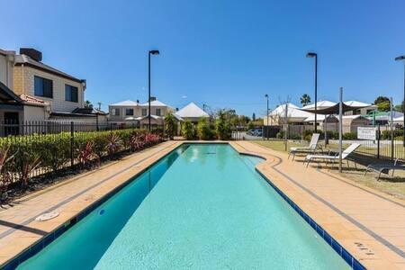 Resort style living at motel price