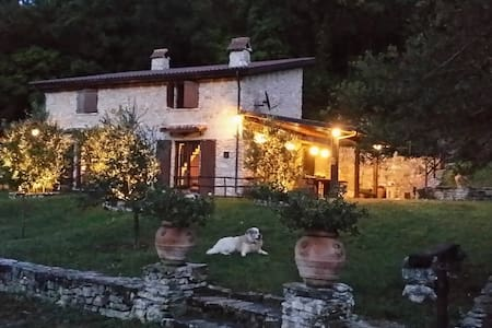 Nice house between Rome and Rieti. - POGGIO MOIANO - Rumah