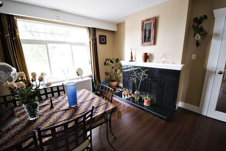 Dining Room  (Beatrice St Location)