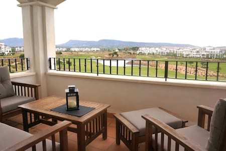 APARTMENT GOLF RESORT SPAIN - Lejlighed