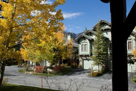Snowcreek Resort - Standard 2BR Townhome #879 - Autre