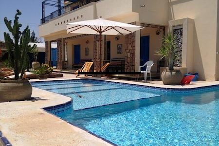 Villa Bouficha Hammamet Yasmine - Villa