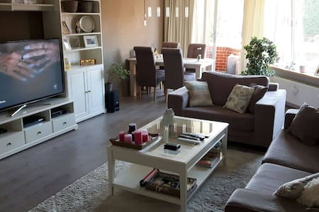 100m2 apartment close to the Metro station - Capelle aan den IJssel