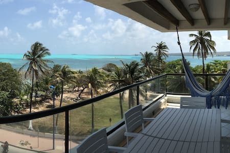Amazing ocean views island center - Appartement