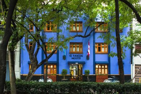 Romantica Suite en el Parque México - Wohnung