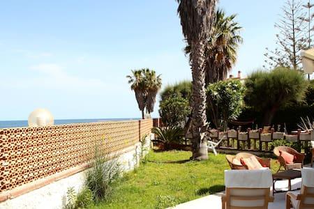 Villa on the sea Ognina of Syracuse - Ognina - Villa