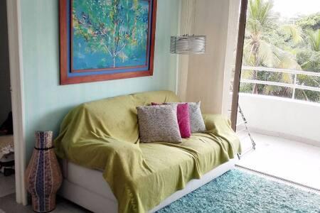 Apartamento acogedor en crespo - Lakás