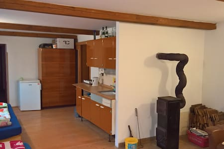Ubytování v soukromí - Bobrová - Hus