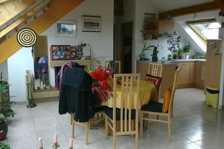 Un coin chaleureux au Sud de l'Alsace (Mulhouse) - Apartment