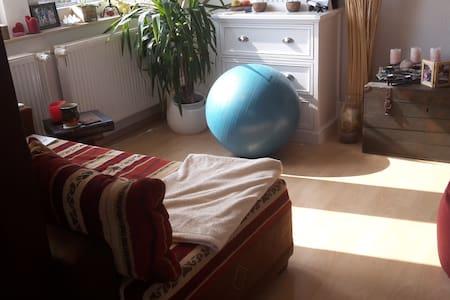 Zeit zum Ausspannen, Magdeburg kennenlernen - Magdeburg - Apartment