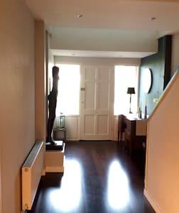 Twin / Double en suite Dalkey in luxury home - Dalkey - Talo
