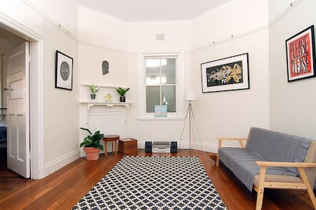 Friendly people, perfect beach pad! - Coogee - Apartment
