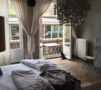 romantic room - Bergen op Zoom - Huis