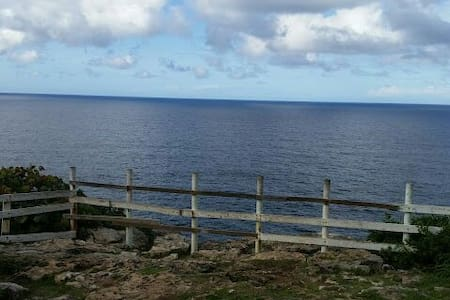 Spacious 1 bedroom country living - Quebradillas, Quebradillas, PR - Appartement