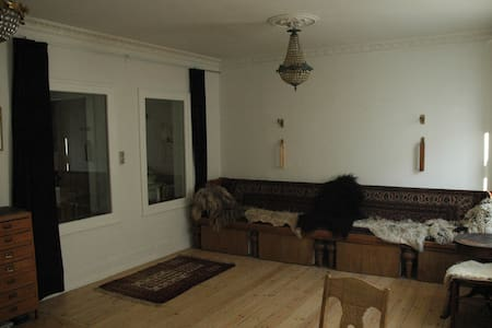 Room in shared apartment (26m2)