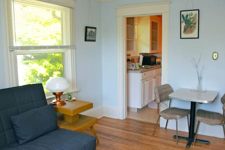 Cute & Bright Apt. Very Close In - Portland - Apartment