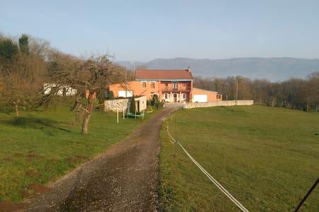 Casa de Campo Asturiana en el Monte - Haus