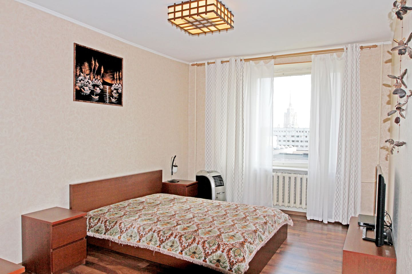Wonderful studio apt near metro