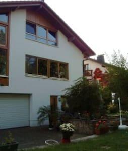 "Aptm. ""Rheinhöhe"" Dr. Krill - Sankt Goar - Apartamento"