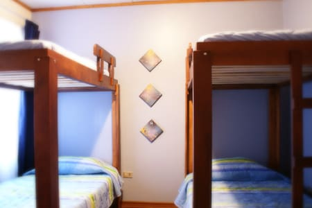 Room type: Shared room Bed type: Real Bed Property type: Dorm Accommodates: 4 Bedrooms: 1 Bathrooms: 2