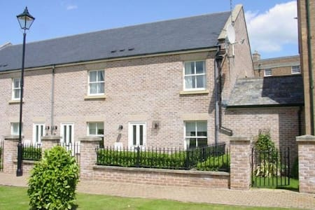 Ground floor apartment in a private, gated estate. - Taunton