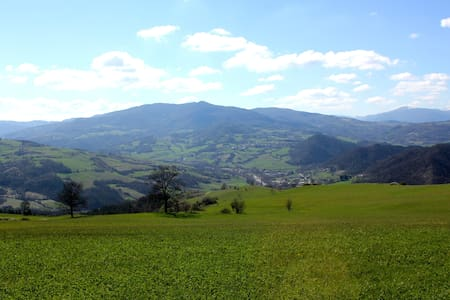Oltrepo Pavese, relax e natura - Appartement