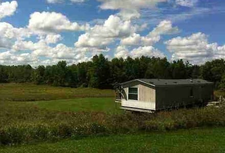 Mobile Home, large property, close river frontage - Srub