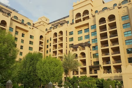 Luxury 1BD in Fairmont Palm Jumeira - Wohnung